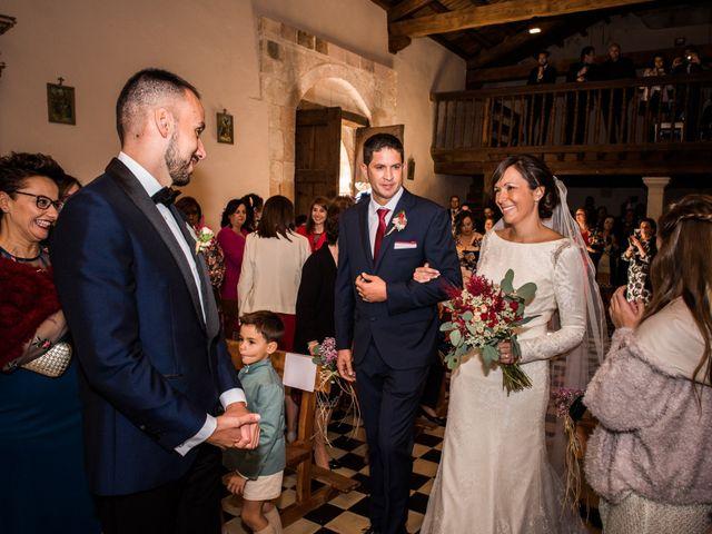 La boda de Dani y Ester en Sotos De Sepulveda, Segovia 39