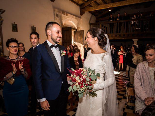 La boda de Dani y Ester en Sotos De Sepulveda, Segovia 40