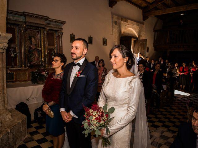 La boda de Dani y Ester en Sotos De Sepulveda, Segovia 41