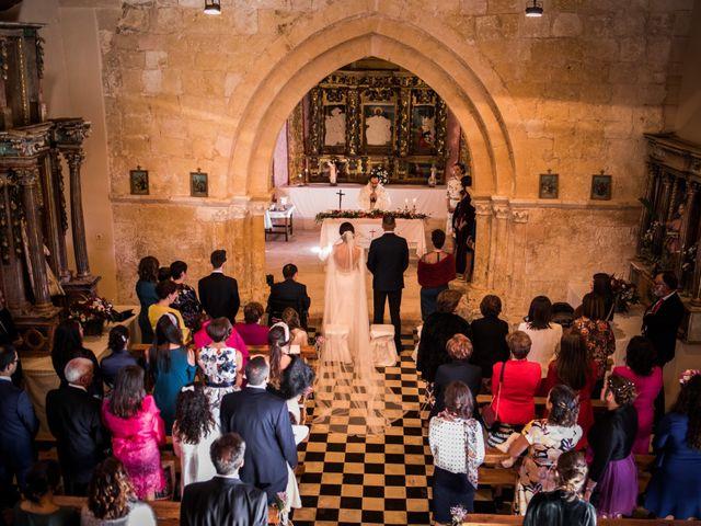 La boda de Dani y Ester en Sotos De Sepulveda, Segovia 42