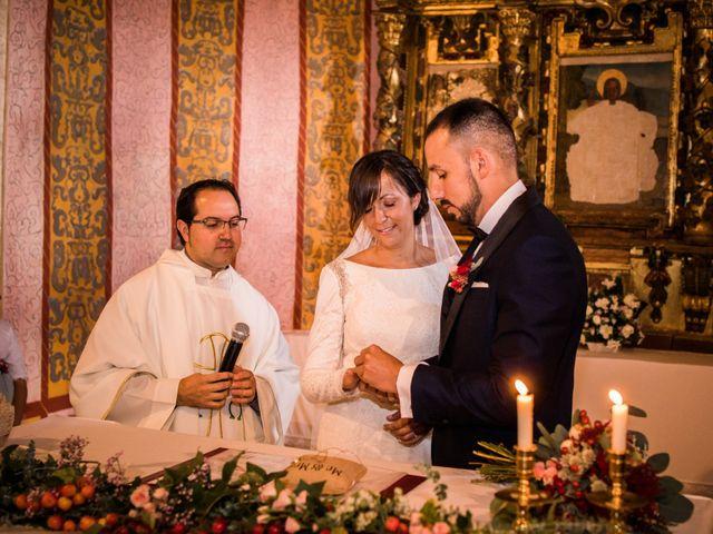 La boda de Dani y Ester en Sotos De Sepulveda, Segovia 44