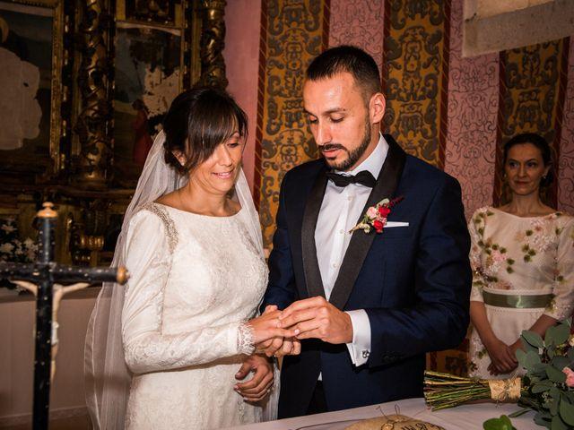La boda de Dani y Ester en Sotos De Sepulveda, Segovia 45