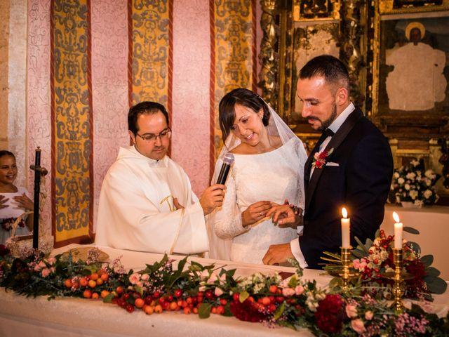 La boda de Dani y Ester en Sotos De Sepulveda, Segovia 46