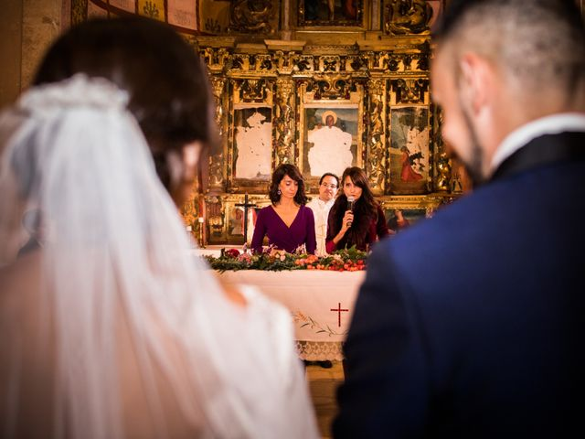 La boda de Dani y Ester en Sotos De Sepulveda, Segovia 48