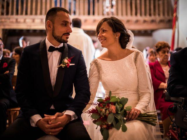 La boda de Dani y Ester en Sotos De Sepulveda, Segovia 49