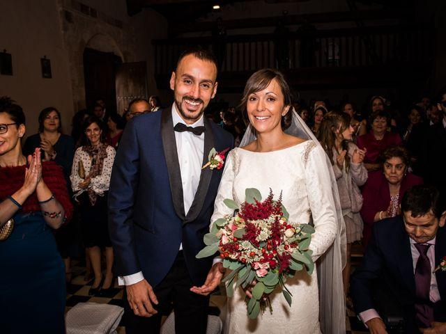 La boda de Dani y Ester en Sotos De Sepulveda, Segovia 51