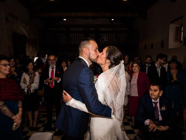 La boda de Dani y Ester en Sotos De Sepulveda, Segovia 52
