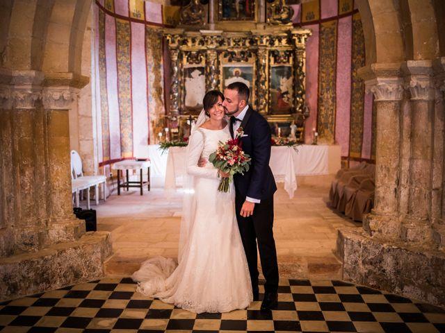La boda de Dani y Ester en Sotos De Sepulveda, Segovia 53