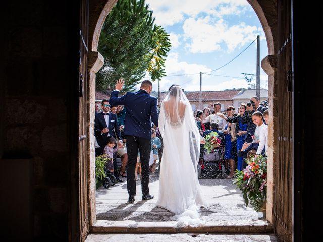 La boda de Dani y Ester en Sotos De Sepulveda, Segovia 54