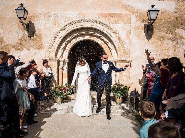 La boda de Dani y Ester en Sotos De Sepulveda, Segovia 55