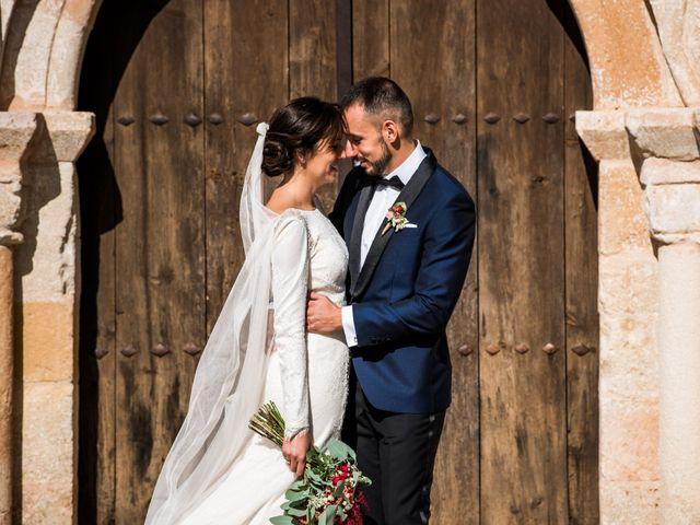 La boda de Dani y Ester en Sotos De Sepulveda, Segovia 56