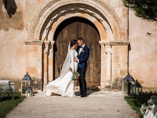 La boda de Dani y Ester en Sotos De Sepulveda, Segovia 57