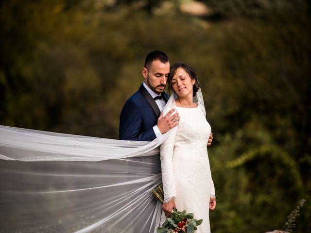La boda de Dani y Ester en Sotos De Sepulveda, Segovia 58