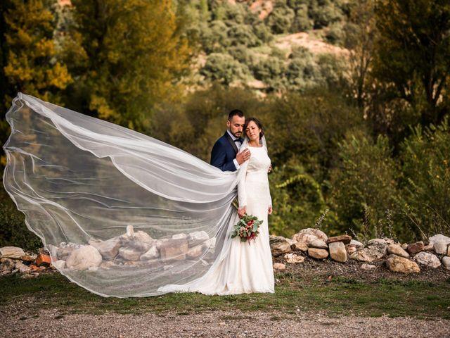La boda de Dani y Ester en Sotos De Sepulveda, Segovia 59