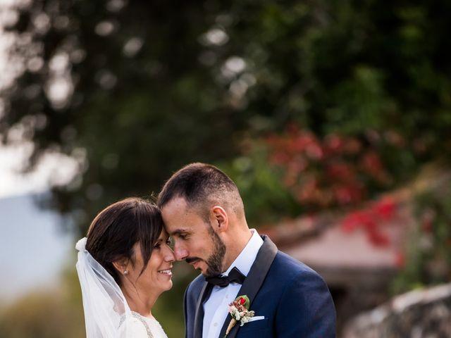 La boda de Dani y Ester en Sotos De Sepulveda, Segovia 62