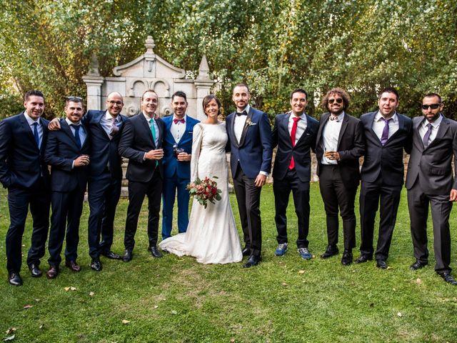 La boda de Dani y Ester en Sotos De Sepulveda, Segovia 64