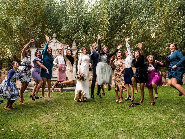 La boda de Dani y Ester en Sotos De Sepulveda, Segovia 65