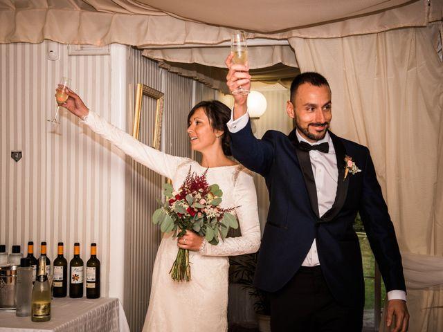 La boda de Dani y Ester en Sotos De Sepulveda, Segovia 69