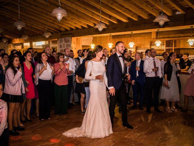 La boda de Dani y Ester en Sotos De Sepulveda, Segovia 82