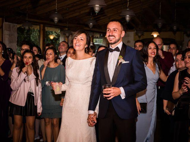 La boda de Dani y Ester en Sotos De Sepulveda, Segovia 83