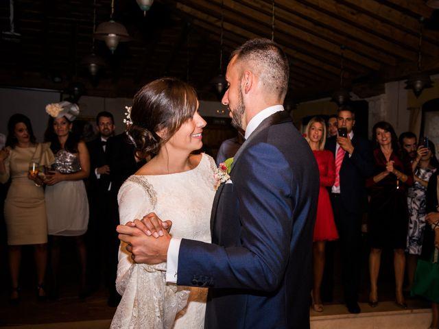 La boda de Dani y Ester en Sotos De Sepulveda, Segovia 85