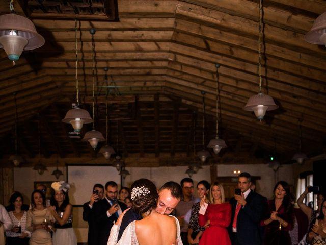 La boda de Dani y Ester en Sotos De Sepulveda, Segovia 86