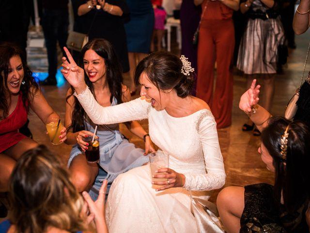 La boda de Dani y Ester en Sotos De Sepulveda, Segovia 89