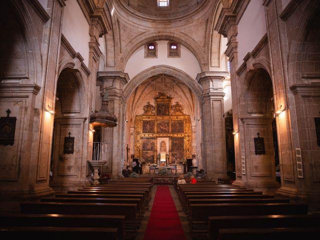 La boda de Alfredo y Loreto en Cabanas (Pontedeume), A Coruña 13