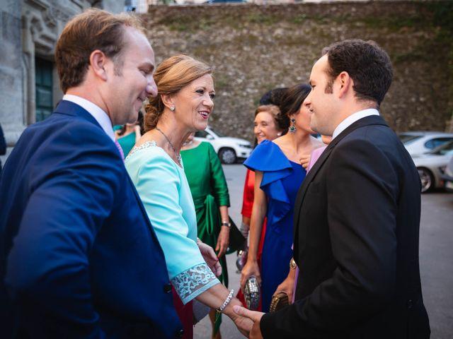 La boda de Alfredo y Loreto en Cabanas (Pontedeume), A Coruña 15