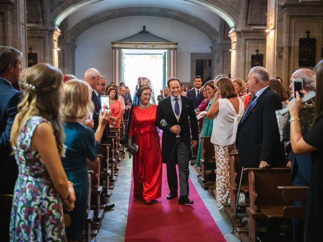 La boda de Alfredo y Loreto en Cabanas (Pontedeume), A Coruña 16