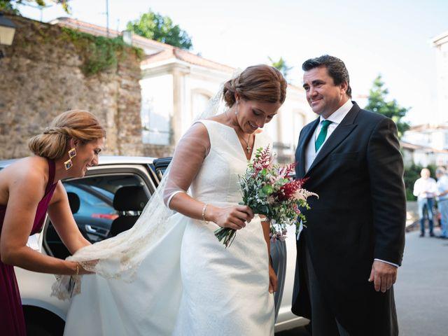 La boda de Alfredo y Loreto en Cabanas (Pontedeume), A Coruña 19
