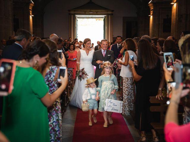 La boda de Alfredo y Loreto en Cabanas (Pontedeume), A Coruña 21