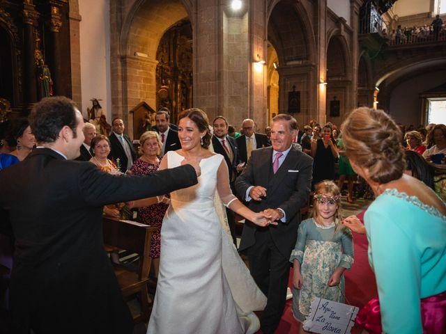 La boda de Alfredo y Loreto en Cabanas (Pontedeume), A Coruña 22