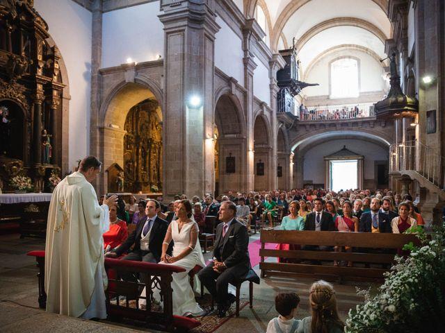 La boda de Alfredo y Loreto en Cabanas (Pontedeume), A Coruña 24
