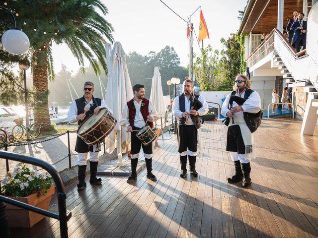 La boda de Alfredo y Loreto en Cabanas (Pontedeume), A Coruña 28