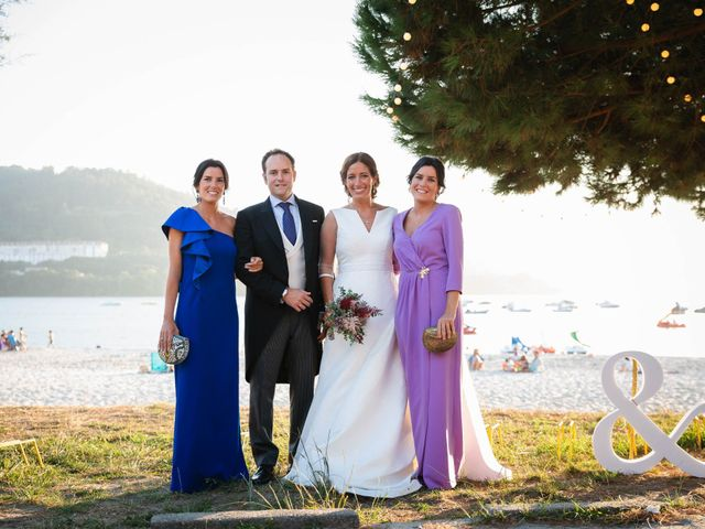 La boda de Alfredo y Loreto en Cabanas (Pontedeume), A Coruña 29