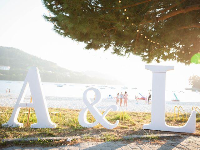 La boda de Alfredo y Loreto en Cabanas (Pontedeume), A Coruña 30