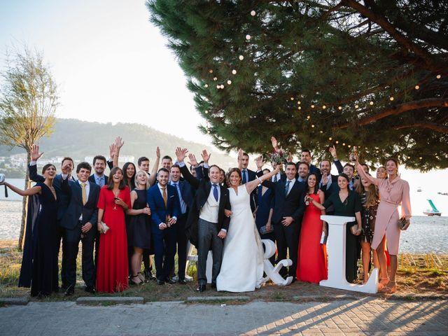 La boda de Alfredo y Loreto en Cabanas (Pontedeume), A Coruña 32