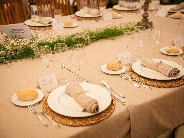 La boda de Alfredo y Loreto en Cabanas (Pontedeume), A Coruña 34