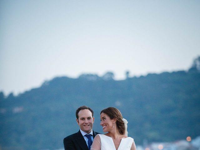 La boda de Alfredo y Loreto en Cabanas (Pontedeume), A Coruña 40