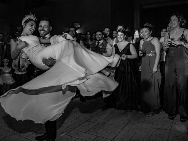 La boda de Manuel y Alba en Dos Hermanas, Sevilla 13