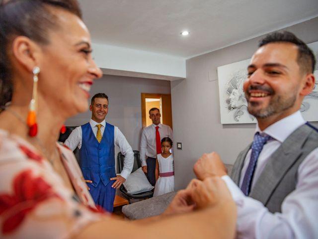 La boda de Manuel y Alba en Sevilla, Sevilla 6