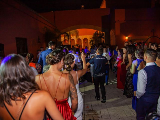 La boda de Manuel y Alba en Dos Hermanas, Sevilla 12