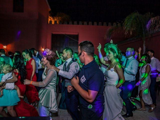 La boda de Manuel y Alba en Dos Hermanas, Sevilla 11
