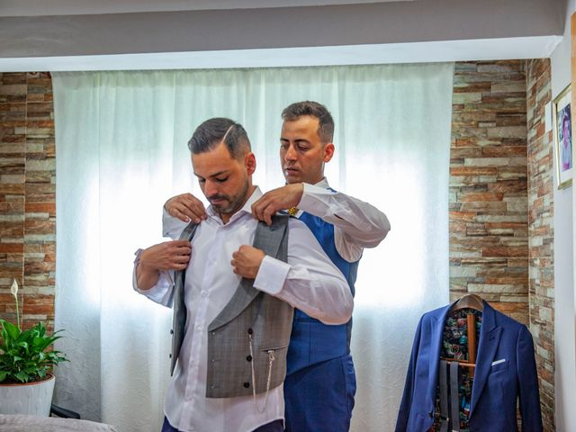 La boda de Manuel y Alba en Dos Hermanas, Sevilla 15