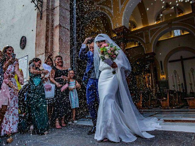 La boda de Manuel y Alba en Dos Hermanas, Sevilla 17