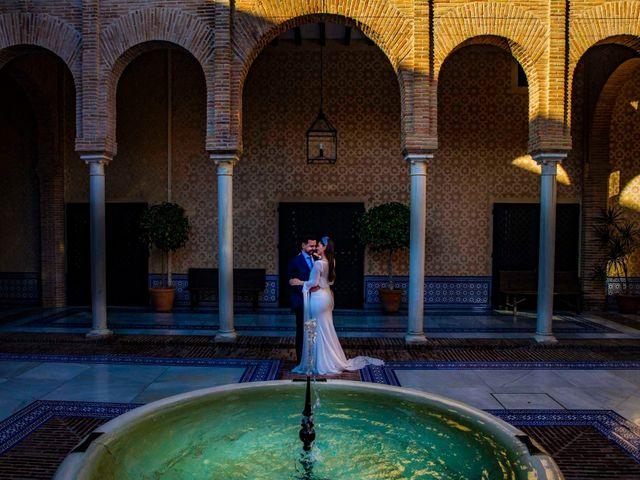 La boda de Manuel y Alba en Dos Hermanas, Sevilla 19