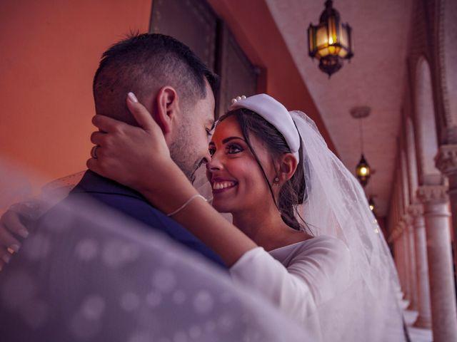 La boda de Manuel y Alba en Sevilla, Sevilla 27