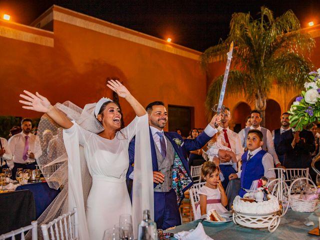 La boda de Manuel y Alba en Dos Hermanas, Sevilla 30