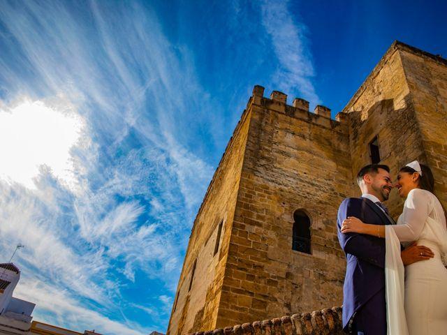 La boda de Manuel y Alba en Dos Hermanas, Sevilla 31